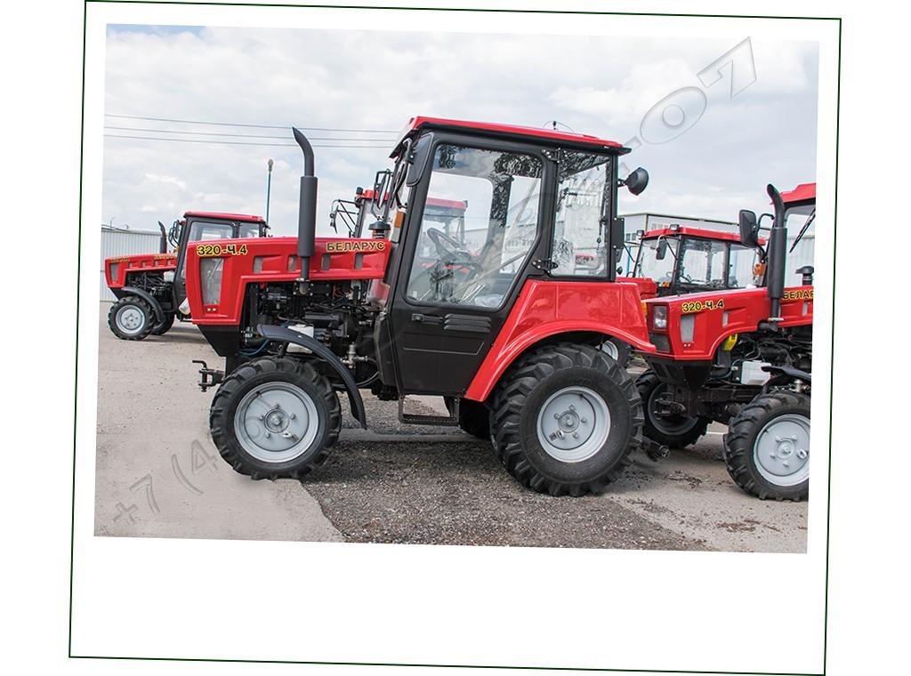 Продажа минитракторов Беларус 320Ч4