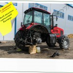 Ремонт трансмиссии трактора Беларус
