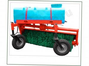 Оборудование щеточное МТЗ-82.1 УМДУ-80/82.02 ЛЮКС ПМ