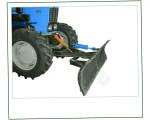 Передний гидроповоротный отвал для снега НО-79-1.01