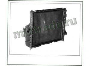 Радиатор водяной МТЗ-80 82 медный 4-х рядный