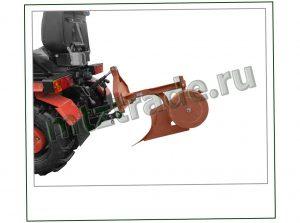 ПУ-00.000 Плуг для мини трактора МТЗ 132