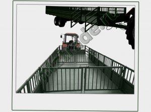 Тракторные прицепы ТПС6-02 Беларусь