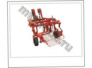 КФТ2 01 Картофелекопалка для минитрактора