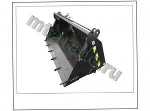 Ковш челюстной 06 для МТЗ погрузчика универсал