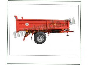 Полуприцеп малогабаритный тракторный ПМТ 330