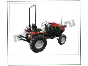 Малогабаритный трактор МТЗ 211 Беларус