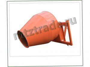 Бетоносмеситель БЛ-260 для МТЗ-82