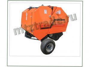 Пресс-подборщик 0870 для малогабаритного трактора