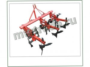 Окучник культиватор для малогабаритных тракторов