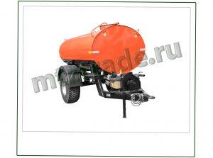 Оборудование поливомоечное полуприцепное ПМ-Р05 Бочка