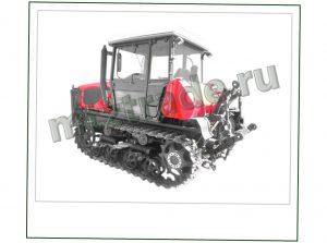 Трактор ДТ-75А ДРСА2