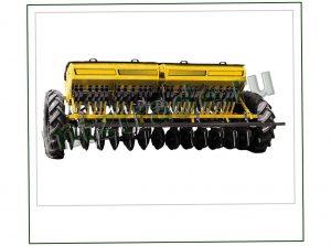 Сеялка зерновая Planter 3.6 -01м модернизированная