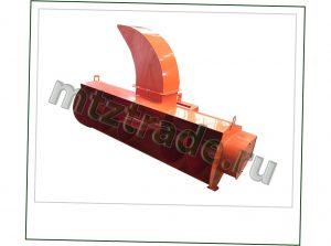 СТН-1.6 шнекороторный очиститель снега для МТЗ 320