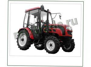 Foton TE 254 - купить трактор производства КНР