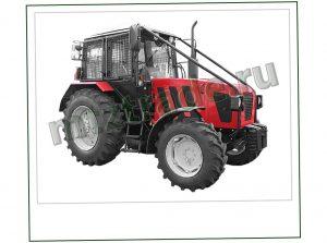 МТЗ Л952.4 Belarus лесохозяйственный трактор