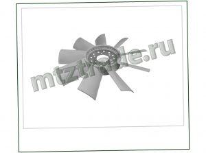 ИЖКС.632558.005 девяти лопастной вентилятор двигателя ММЗ Д260