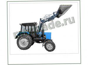 Трактор МТЗ-82,1 с погрузчиком Универсал