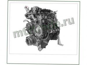 ММЗ Д245-27М двигатель для Амкодор-Ударник с ЖМТ