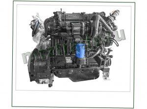 Новый двигатель Д245С - 1953 Э ММЗ