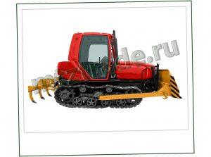 Гусеничный трактор ДТ-75 ДЕРС4 с двигателем Deutz