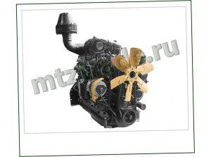 Новый двигатель Д-260 .4-658 ММЗ Горсельмаш