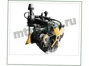 Двигатель для трактора МТЗ 82 - Д-243