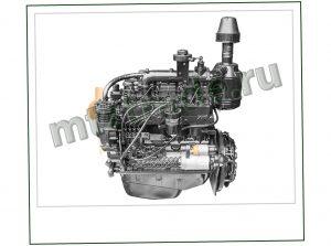 Д-243-91К - Двигатель для трактора МТЗ 82