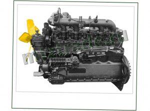 Новый двигатель Д-260 1S2-537 ММЗ для МТЗ 1523