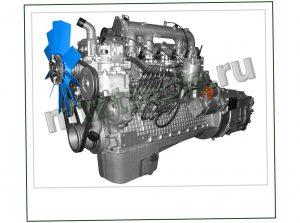Новый двигатель ММЗ Д 260.2-729