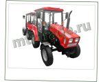 МТЗ-320 с газонными колесами