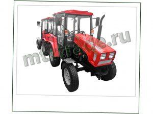 Газонный трактор МТЗ-320