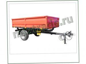 Прицеп ПТО-3,5 тракторный универсальный  Орлик