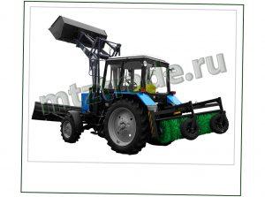МПУМ-82 на базе трактора МТЗ-82.1