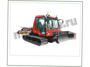 Ратрак МСУ-108 Беларус снегоуплотнительная машина