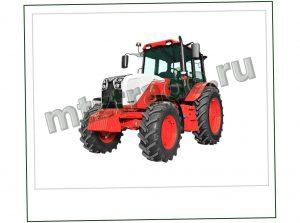 МТЗ 1220.7 Caterpillar трактор с экологичным двигателем