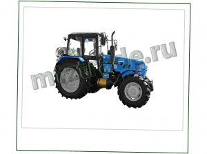 Трактор МТЗ 1221.2 на СПГ