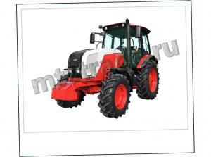 МТЗ 1523.6 Беларус - мощный сельхоз трактор