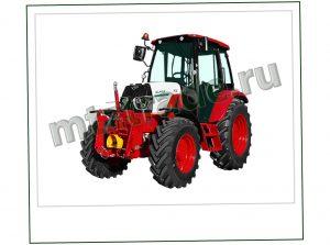 МТЗ 742.7 Caterpillar - мощный экологичный трактор