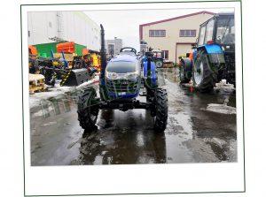 Мини трактор Фотон lovol 354
