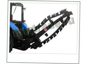 Экскаватор цепной ЭЦ 1800 с летним рабочим органом