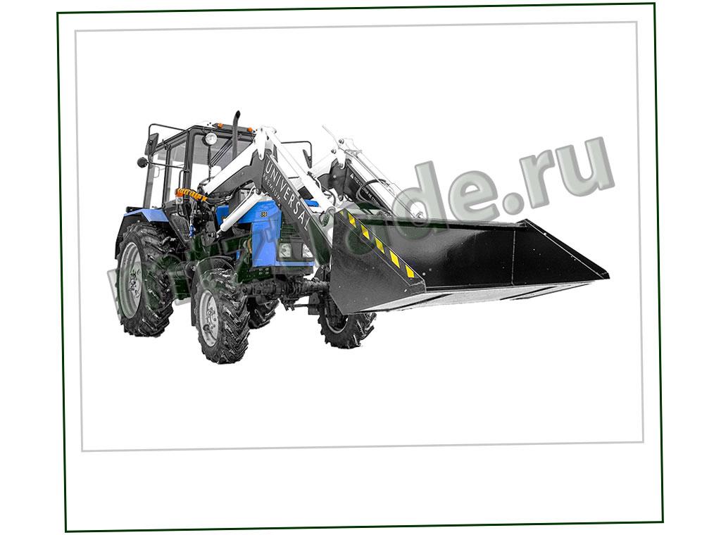 Навесной фронтальный погрузчик на трактор МТЗ - Universal Premium