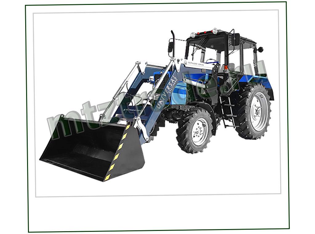 Навесной фронтальный погрузчик на трактор МТЗ - Universal Standart