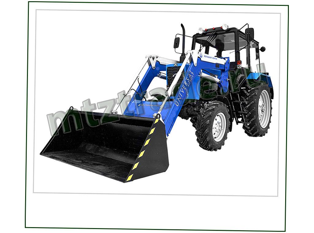 Нвесной фронтальный погрузчик на трактор МТЗ - Universal Robust