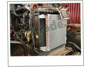 Установка кондиционера на трактор мтз